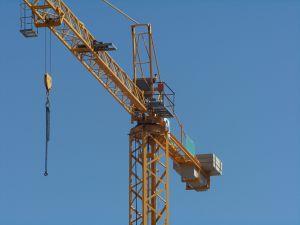 Строительство и ремонт - башенный кран